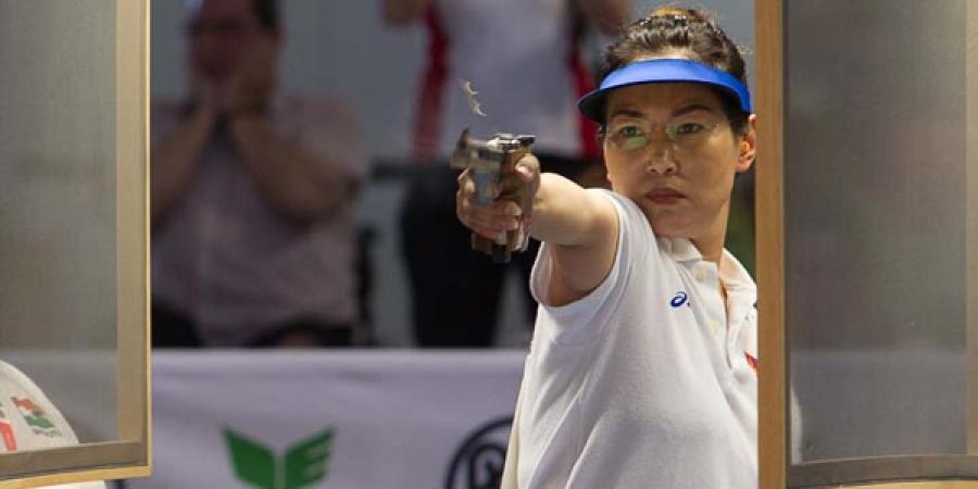 О.Гүндэгмаа Токиогийн олимпийн эрх авлаа