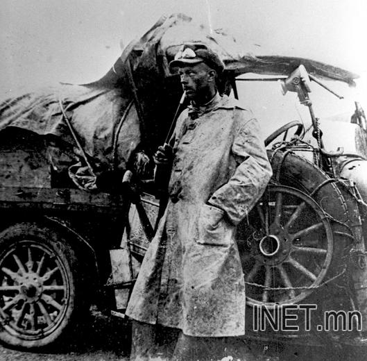 Монгол музейн орос эрхлэгч