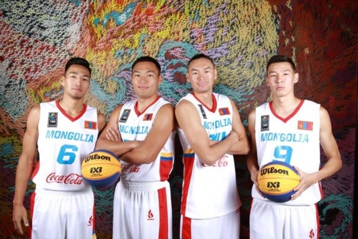 Монголын 3х3 сагсанбөмбөгийн баг, дэлхийн чансааны наймд бичигджээ