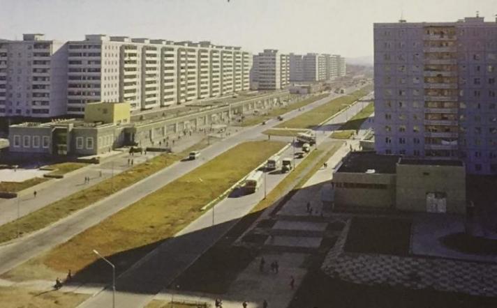 Социалист Монголын үеийн сонирхолтой гэрэл зургууд