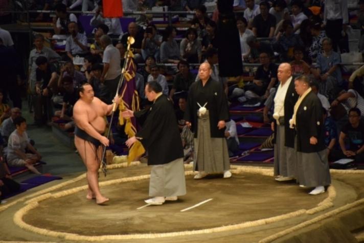 Монголын хоёр Их аваргатай Нагоя башё эхэллээ