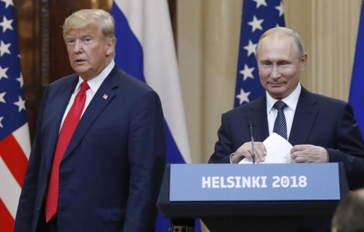 В.Путин, Д.Трамп нар ямар тохиролцоонд хүрэв?