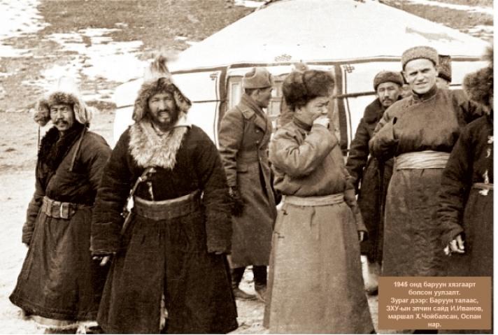 Оспан: Алтайд Казах үндэстнийг тусгаар тогтнуулах зорилгыг хатуу баримтлана