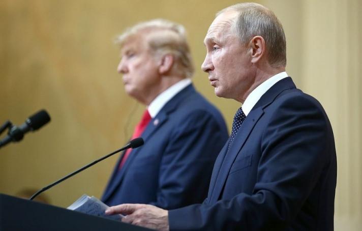 Дэлхий дахин Д.Трампаас илүү В.Путинд итгэдэг