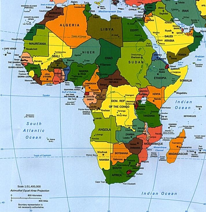 Африк дахь их гүрнүүдийн өрсөлдөөн