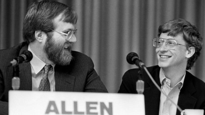 """""""Майкрософт"""" компанийн үүсгэн байгуулагч, тэрбумтан Пол Аллен таалал төгсжээ"""