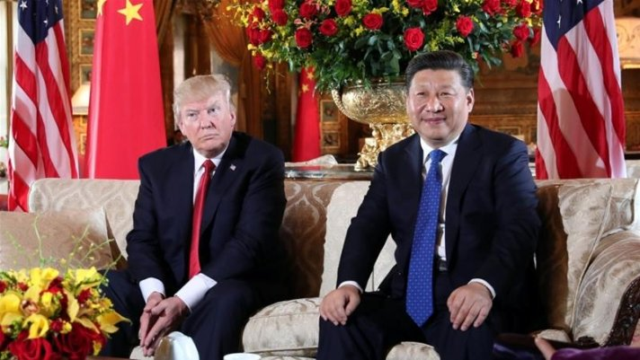 АНУ, Хятадын маргаан дэлхийг хувааж магадгүй