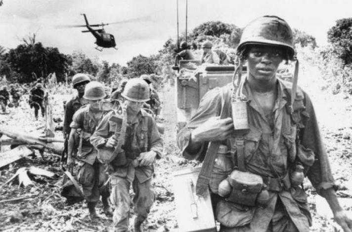 Вьетнамын дайны үеийн гэрэл зургууд