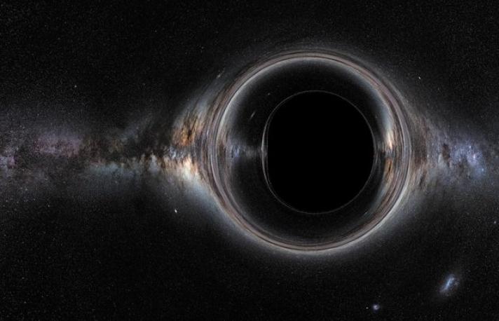 Галактикийн хувьсах орчил ба нар нүх