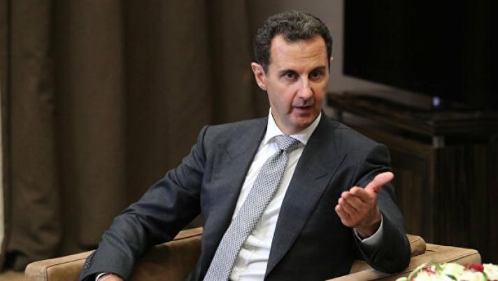 Башар Асад: АНУ нацистуудыг дуурайж байна