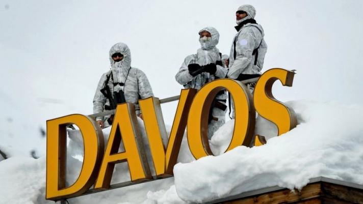 Давос-2020: Трамп-Тунбергийн