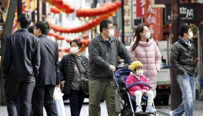 Японд коронавирусний улмаас нас барсан анхны тохиолдол бүртгэгджээ