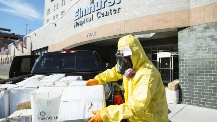 АНУ-д бүртгэгдсэн халдварын тохиолдлын тоо БНХАУ-д илэрснийг давжээ