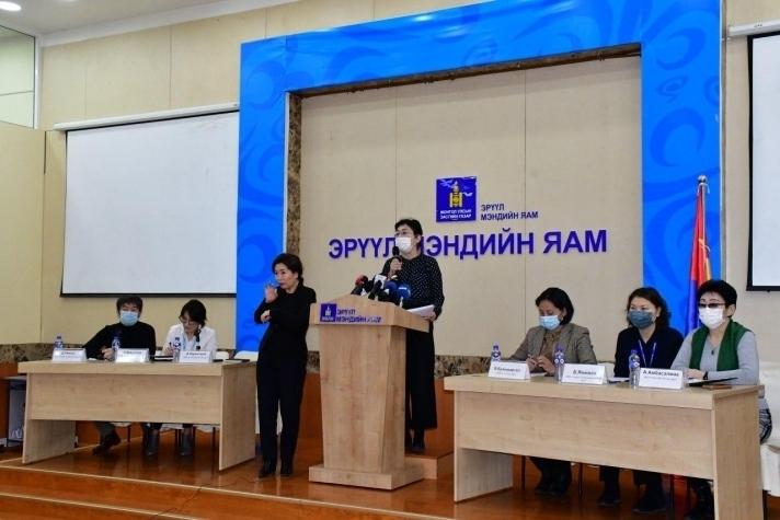 ЭМЯ: Коронавирусын хоёр халдвар илэрч, Монголд бүртгэгдсэн тохиолдол 14 боллоо