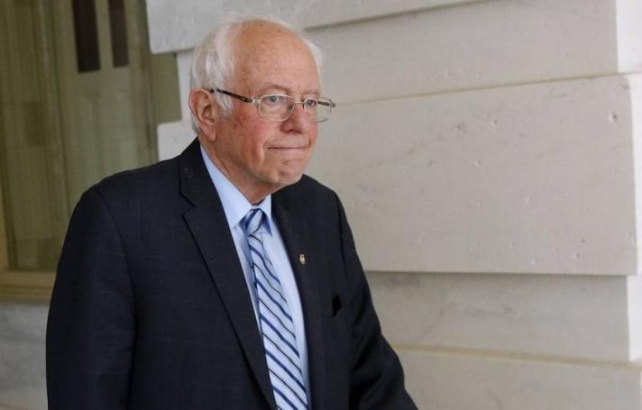 Берни Сандерс сонгуулийн өмнөх сунгаанаас гарлаа