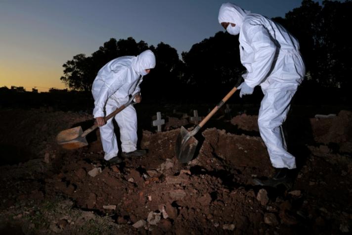 Бразил халдварын улмаас нас барсан хүний тоогоор дөрөвдүгээрт жагсаж эхэлжээ