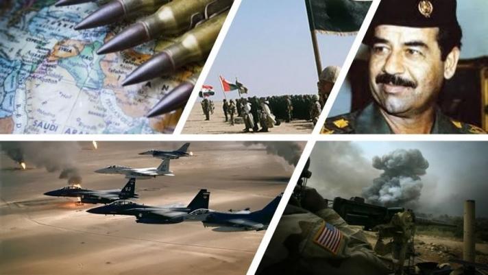 Иракийн цэрэг Кувейтэд халдан довтолсон үйл явдлын товчоон /1990-1991/