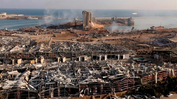 Бейрутад амиа алдсан хүний тоо 171 болжээ