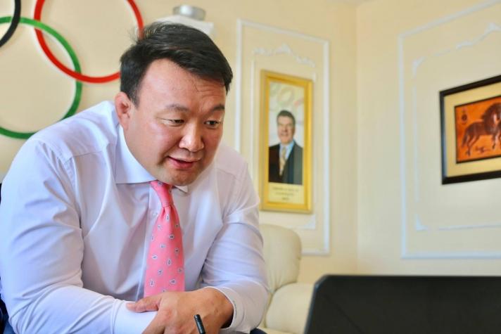 Хакүхо М.Даваажаргал Токиогийн олимпийн наадамд Монголын багийн элчээр оролцоно