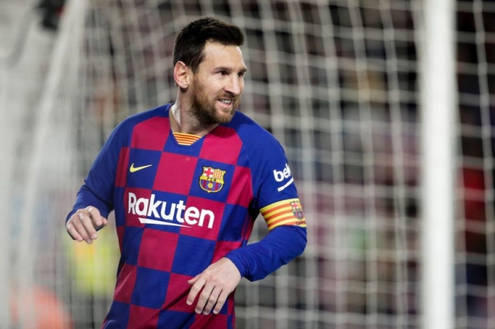 Л.Месси хамгийн өндөр орлоготой хөлбөмбөгчдийн жагсаалтыг тэргүүлжээ