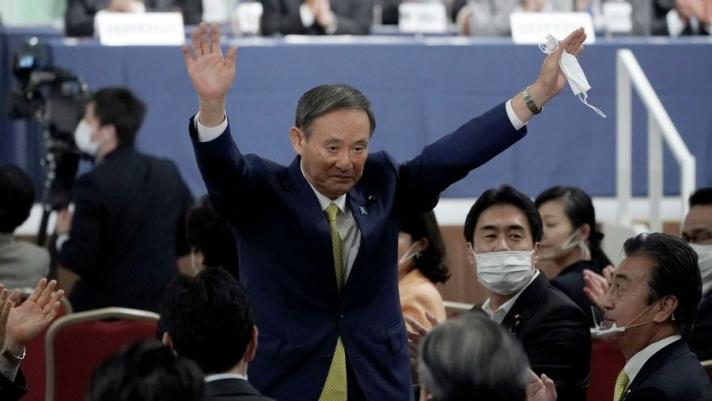 Японы шинэ удирдагч Ёшихидэ Сүга бол тариачны хүү юм