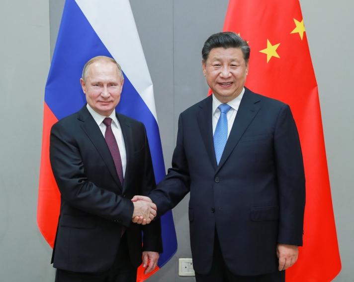 Хятад хэтэрхий томорч, Орос огцом хүчирхэгжинэ