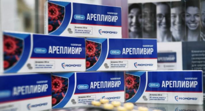 Оросын эмийн сангуудаар коронавирусний эмийг худалдаж эхэлжээ