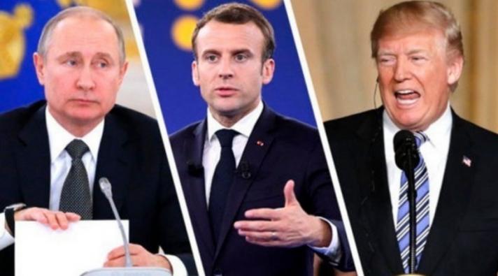 ОХУ, АНУ, Францын Ерөнхийлөгч нар мэдэгдэл гаргав