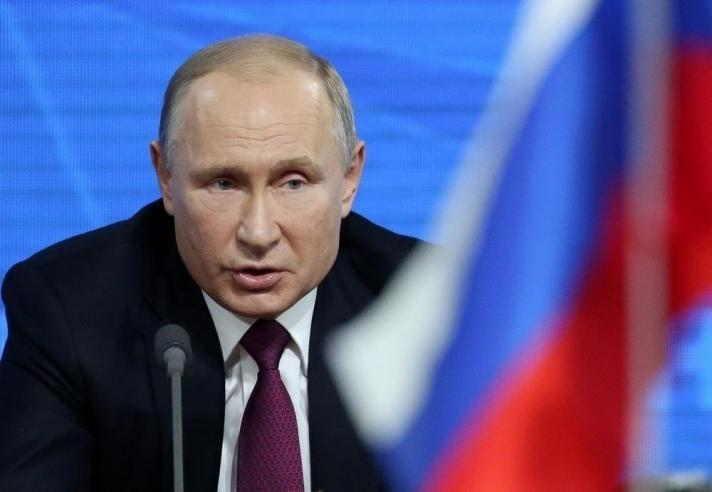 В.Путин гаднынхантай уулзахдаа хоцордог