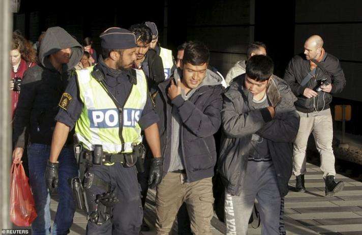 Daily Mail: Амгалан тайван Швед орон мафийнхны оромж болсон нь