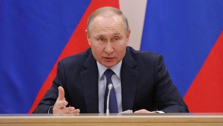 В.Путин: ОХУ, АНУ-ын хооронд дайн дэгдвэл хэн ч үлдэхгүй