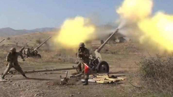 Армени, Азербайжан гал зогсоохоор тохиролцжээ