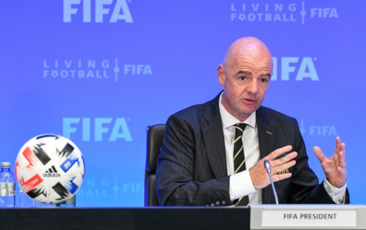 """""""FIFA""""-гийн тэргүүн коронавирусний халдвар авчээ"""