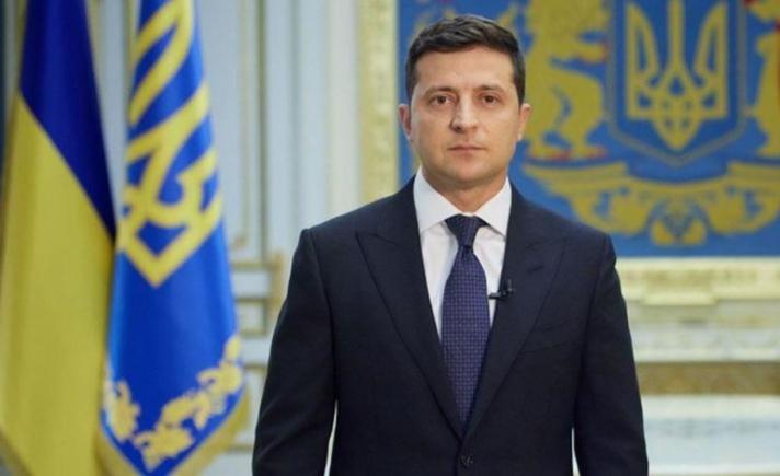 Украины Ерөнхийлөгч эдгэрч байгаагаа мэдэгдлээ