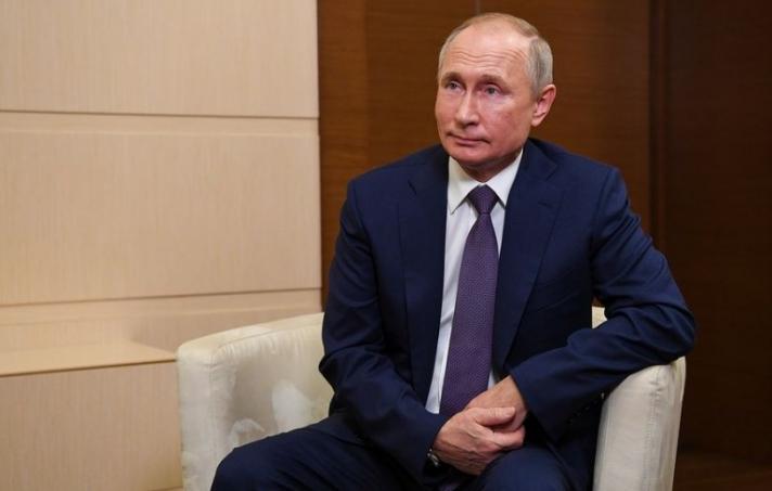 В.Путин: Трамп ялагдлаа хүлээн зөвшөөрсөн үед л Байденд баяр хүргэнэ