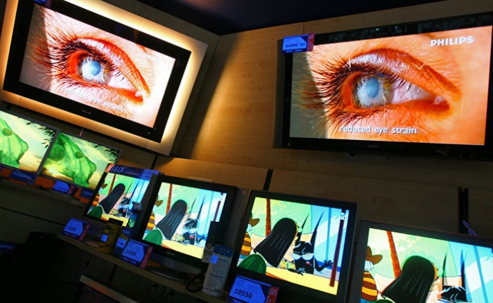 Die Welt: Таны телевизор Таныг тагнана!