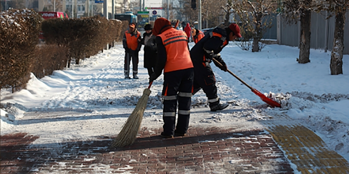 Зам цэвэрлэгээний ажлыг тохижилт үйлчилгээний 1164 ажилтан гүйцэтгэж байна