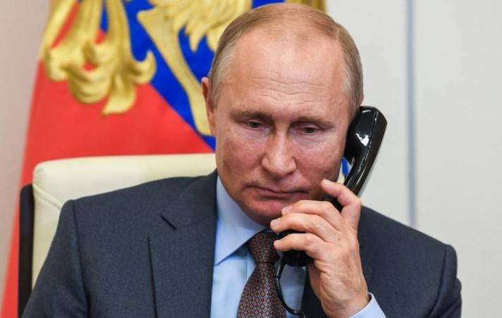 В.Путин, Жо Байден нар утсаар ярьжээ