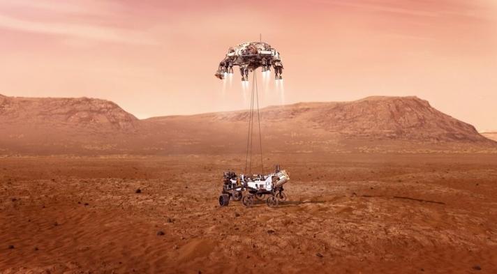 Ангараг гараг - хүн төрөлхтөний нөөц буудал мөн үү?