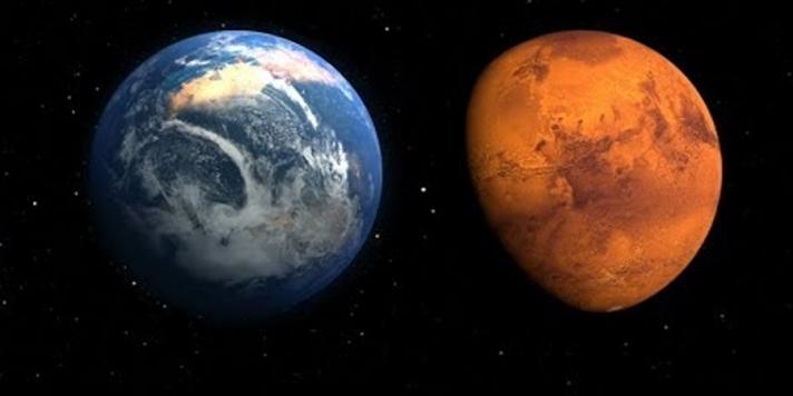 Дэлхийн хүн төрөлхтөн Марсад суурьших уу?