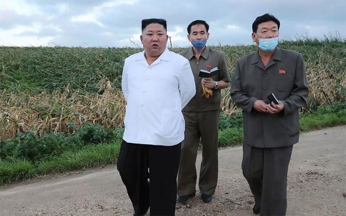 Ким Жон Ун өлсгөлөнд бэлэн бай гэж мэдэгдэв
