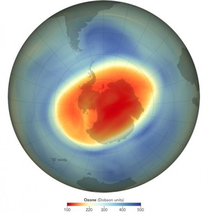 Ю.Гагарин -Сансар -Озоны давхарга -Дэлхийн дулаарал