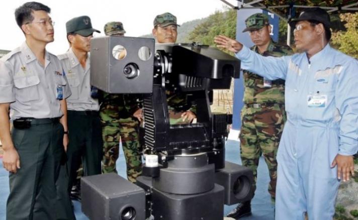 БНСУ, БНАСАУ-ын хилийг намраас роботууд хамгаална