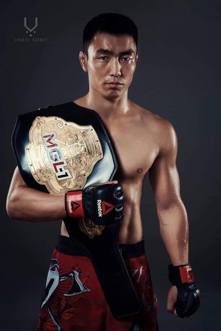 """Д.Батгэрэл: """"UFC"""" дэвжээнд монгол тулаанч ямар байдгийг харуулна"""