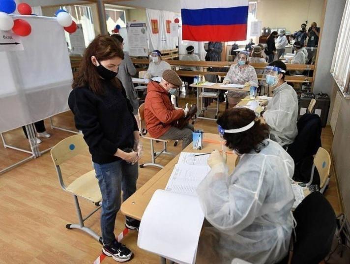 ОХУ-аас Думын сонгуулийн үеэр АНУ-аас кибер халдлага хийсэн талаар тодруулга өгөхийг хүлээж байна