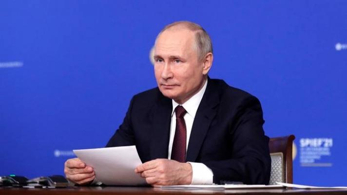 В.Путин: Байден Афганистанаас цэргээ гаргаж зөв алхам хийсэн