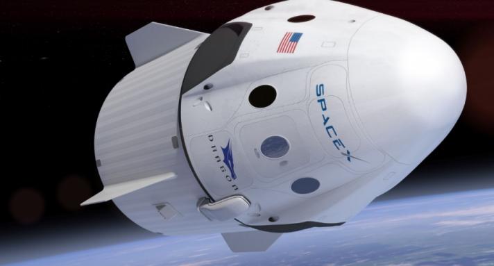 """""""NASA"""", """"SpaceX"""" дараагийн баг бүрэлдэхүүнээ сансрын станц руу илгээнэ"""