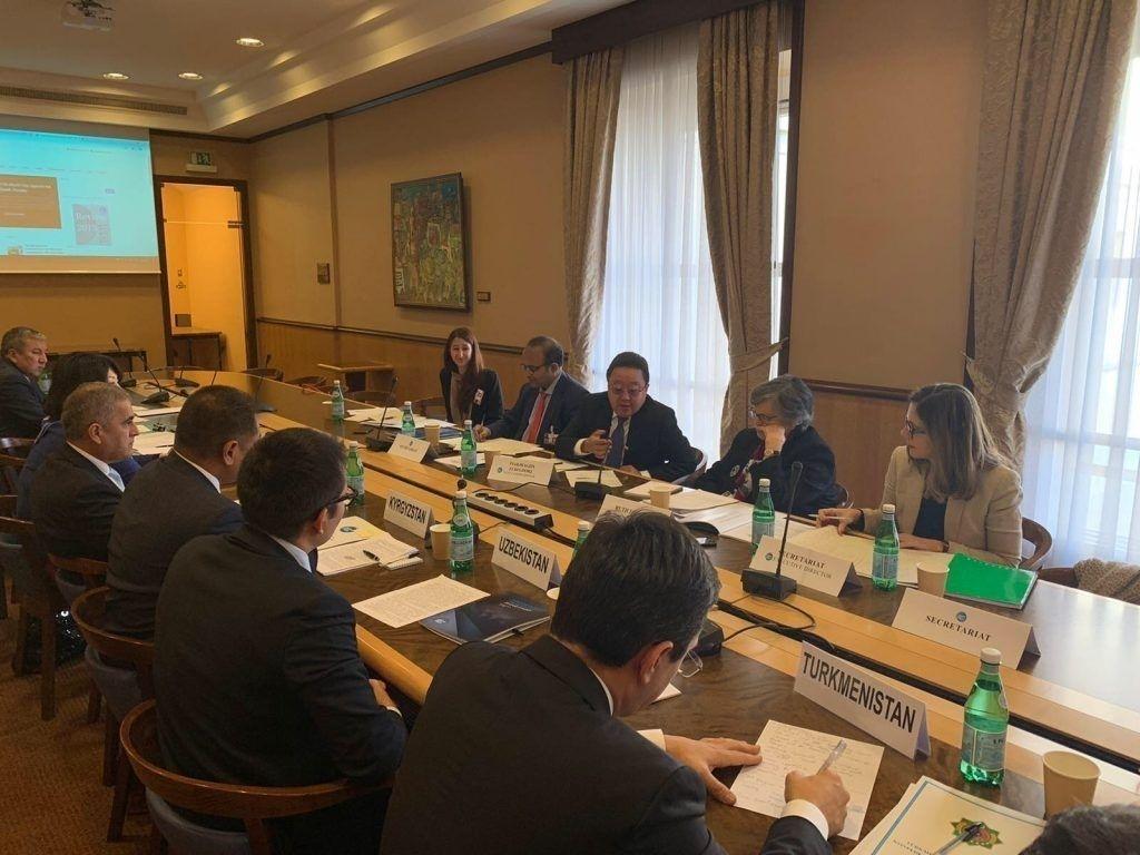 Цаазын ялыг халах дэвшилтэд туршлага солилцох Монгол Улс болон Төв Азийн орнуудын уулзалт Женевт боллоо