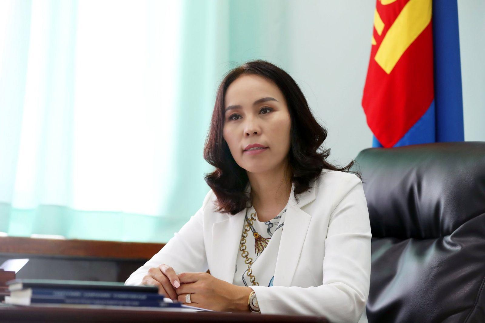Ц.Мөнхцэцэг: Засгийн газар солигдсон ч Монгол Улсын хөгжлийн бодлого, МАН-ын амлалт өөрчлөгдөхгүй