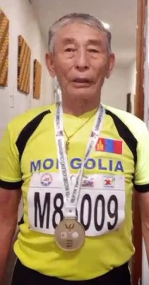 Ц.Раднаа гуай Ази тивийн рекордыг эвдэж АВАРГА боллоо